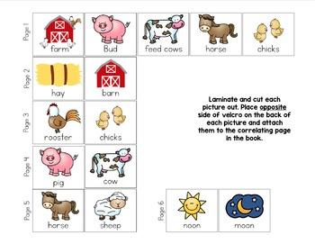 Comprehension: On the Farm