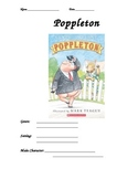 Comprehension Packet- Poppleton