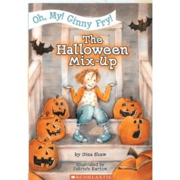 The Halloween Mix-Up by Gina Shaw Comprehension Packet