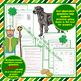 Comprehension Passages Activities for St. Patrick's Day Grades 3, 4, 5, 6 Bundle