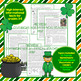 Comprehension Passages Activities for St. Patrick's Day Gr