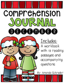 Comprehension Passages: December Journal Common Core Align