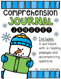 Comprehension Passages: January Journal Common Core Aligne