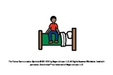 Comprehension Photo Cards - Prepositions (Set 3)