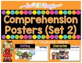 Comprehension Poster Set #2