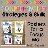 Comprehension Posters for a Focus Wall