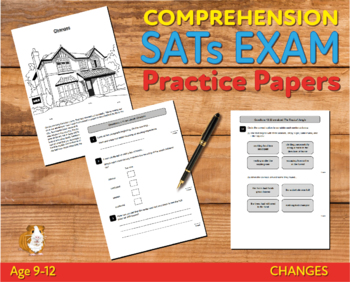 Comprehension Practice Papers (Changes) 9-12 years