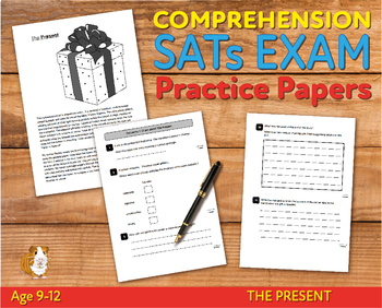Comprehension Practice Papers (The Present) 9-12 years