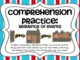 Comprehension Practice: Sequence of Events