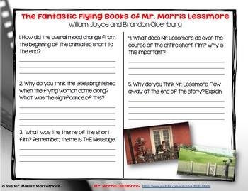 Comprehension Practice Using FREE Short Films
