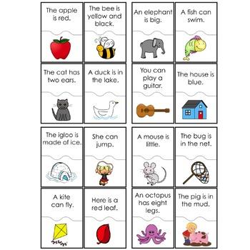 Comprehension Puzzles