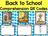 Comprehension QR Code Stories--Back to School Edition #bts
