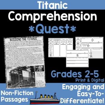 Comprehension Quest® -Titanic