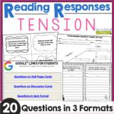 Reading Responses: Tension