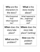 Comprehension Question Rings
