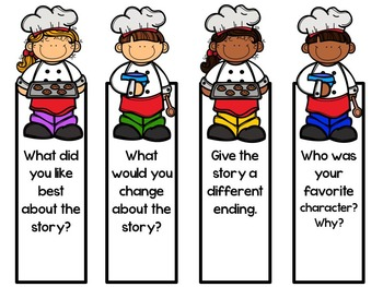 Comprehension Questioning Sticks