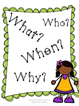Comprehension Questions 2