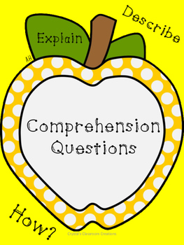 Comprehension Questions 4