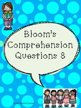 Comprehension Questions 8