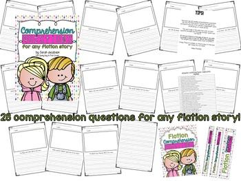 Comprehension Questions BUNDLE!