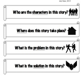 Comprehension Questions Fan