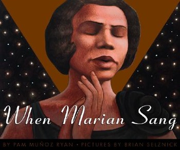 Comprehension Questions: When Marian Sang(Common Core aligned)