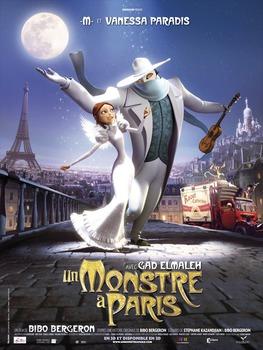 """Comprehension Questions for """"A Monster in Paris/Un Monstre à Paris"""""""
