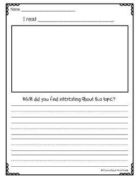 Comprehension Questions for Any Nonfiction Story