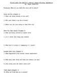 """Comprehension Questions for """"Stink and the World's Worst S"""