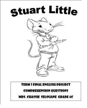Comprehension Questions for Stuart Little Novel