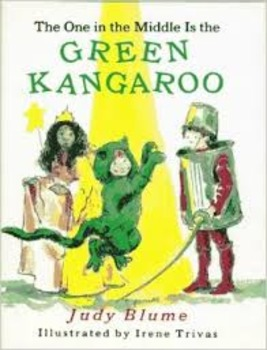 Comprehension Questions for The One in the Middle is the Green Kangaroo