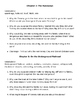 Comprehension Questions for the Novel The Drinking Gourd
