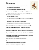 Comprehension Questions for the Wife of Bath's Tale