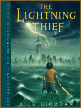 Comprehension Questions for the book The Lightning Thief