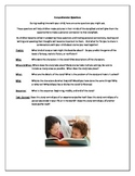 Comprehension Questions to Guide Parents in Reading With Their Child at Home