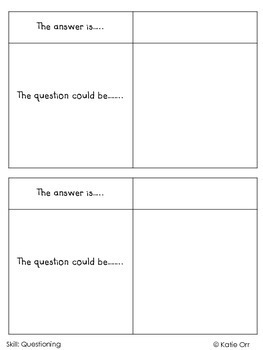Comprehension Quick Checks