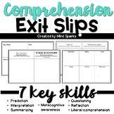 Comprehension Quick Checks