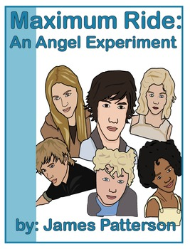 Maximum Ride: The Angel Experiment-comprehension quizzes