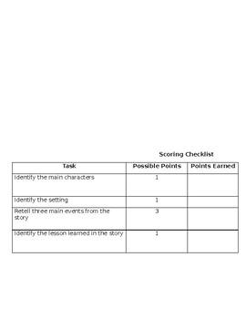 Comprehension Quiz, Unit 4, Bend 4