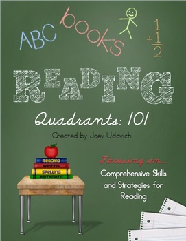 Comprehension: Reading Quadrants
