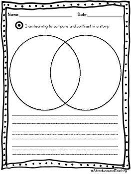 40 Target Centered Comprehension Writing Responses