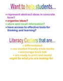Comprehension Reading Work Station/ Literacy Center: Who Said That?