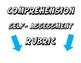 Comprehension Rubric (Student Self-Assessment)