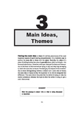 Comprehension - Searching for Main Themes with MCQs and Answers