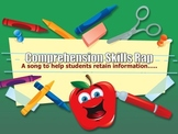 Comprehension Skill Chants /Raps