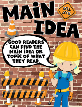 Comprehension Skill: Main Idea