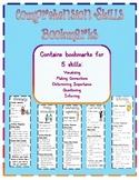 Comprehension Skills Bookmarks