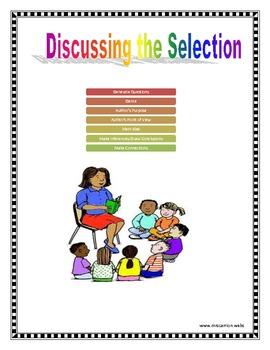 Comprehension Skills Cards
