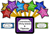 Comprehension Story Wands with Matching Flipbooks