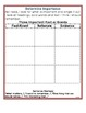 Literacy Station/ Action Card: Comprehension Strategies